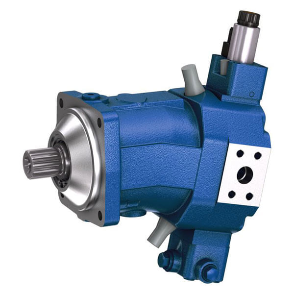 Гидромотор Bosch Rexroth A6VM 107 Фото 1
