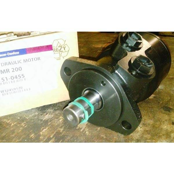 Гидромотор OMR 200 Фото 2
