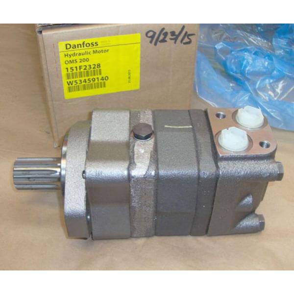 Гидромотор OMS 200 Фото 2