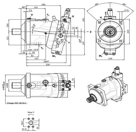 gidromotor_A6VM170