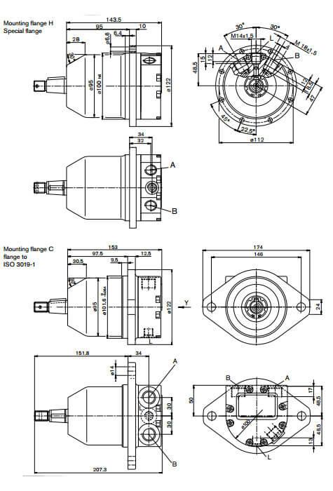 gidromotor_a10fe-2