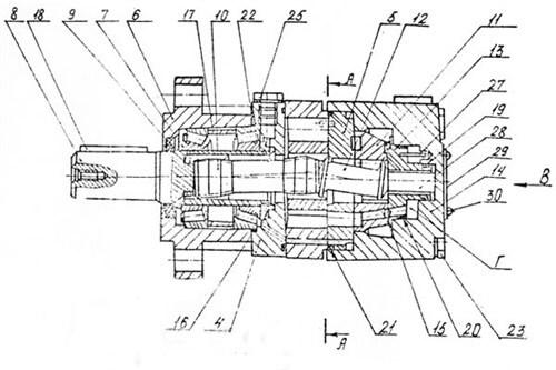 МГП 80 гидромотор фото 2
