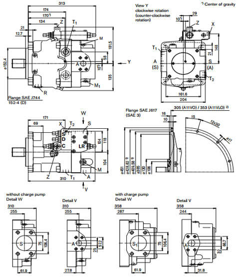 gidronasos_A11VO-1-130-140